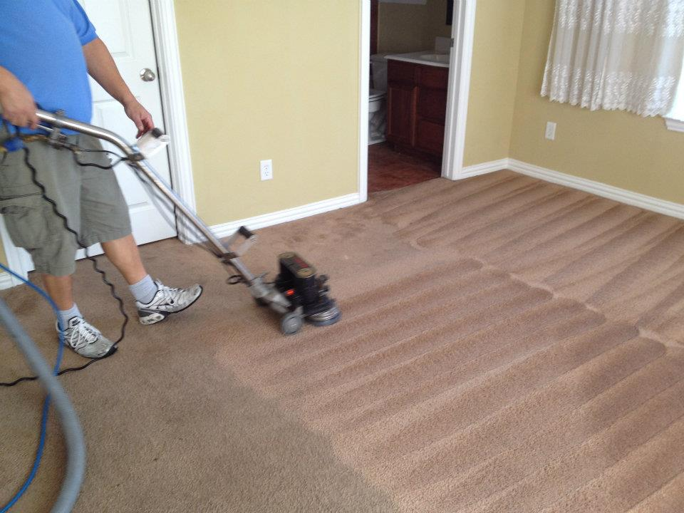 Cleaner carpet
